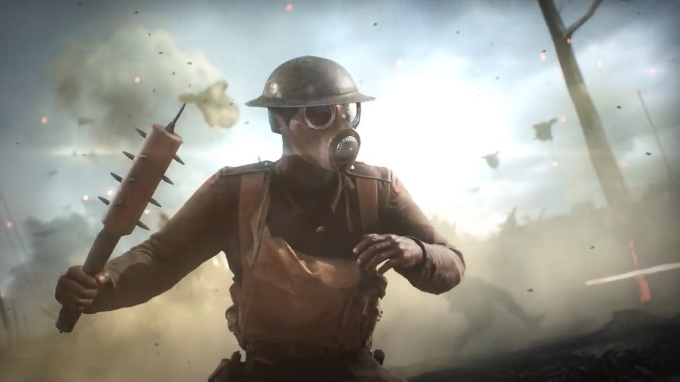 Battlefield 1 - this is what it really looks like