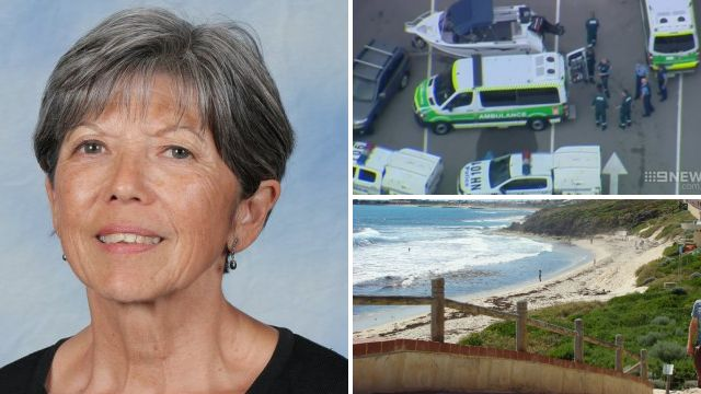 British lecturer killed in shark attack