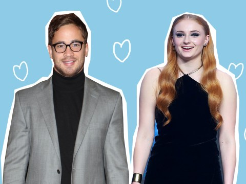Sophie Turner seen 'holding hands' with rugby star Danny Cipriani
