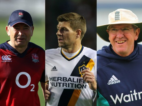 Steven Gerrard urges FA to pick world-class foreign boss as England's new manager
