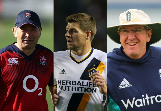 Gerrard has urged the FA to look at the impact of Eddie Jones and Trevor Bayliss (Picture: Getty Images)