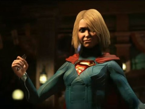 WATCH: First gameplay trailer for Injustice 2 shows off Supergirl, Black Manta and more