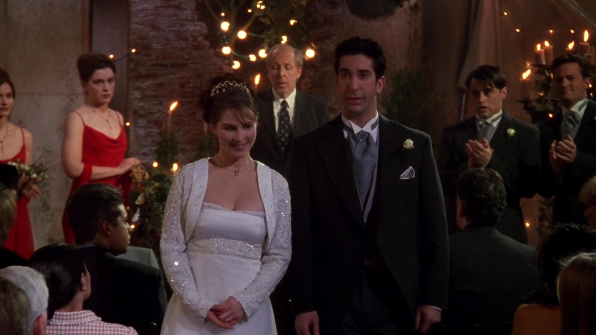 Friends made a HUGE mistake in Ross and Emily's wedding episode – and we bet you didn't notice
