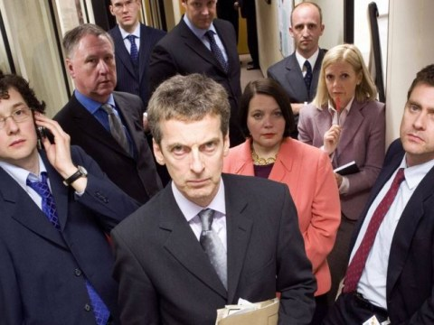 The Thick Of It creator wants to you to stop giving him credit for the UK's mad politics