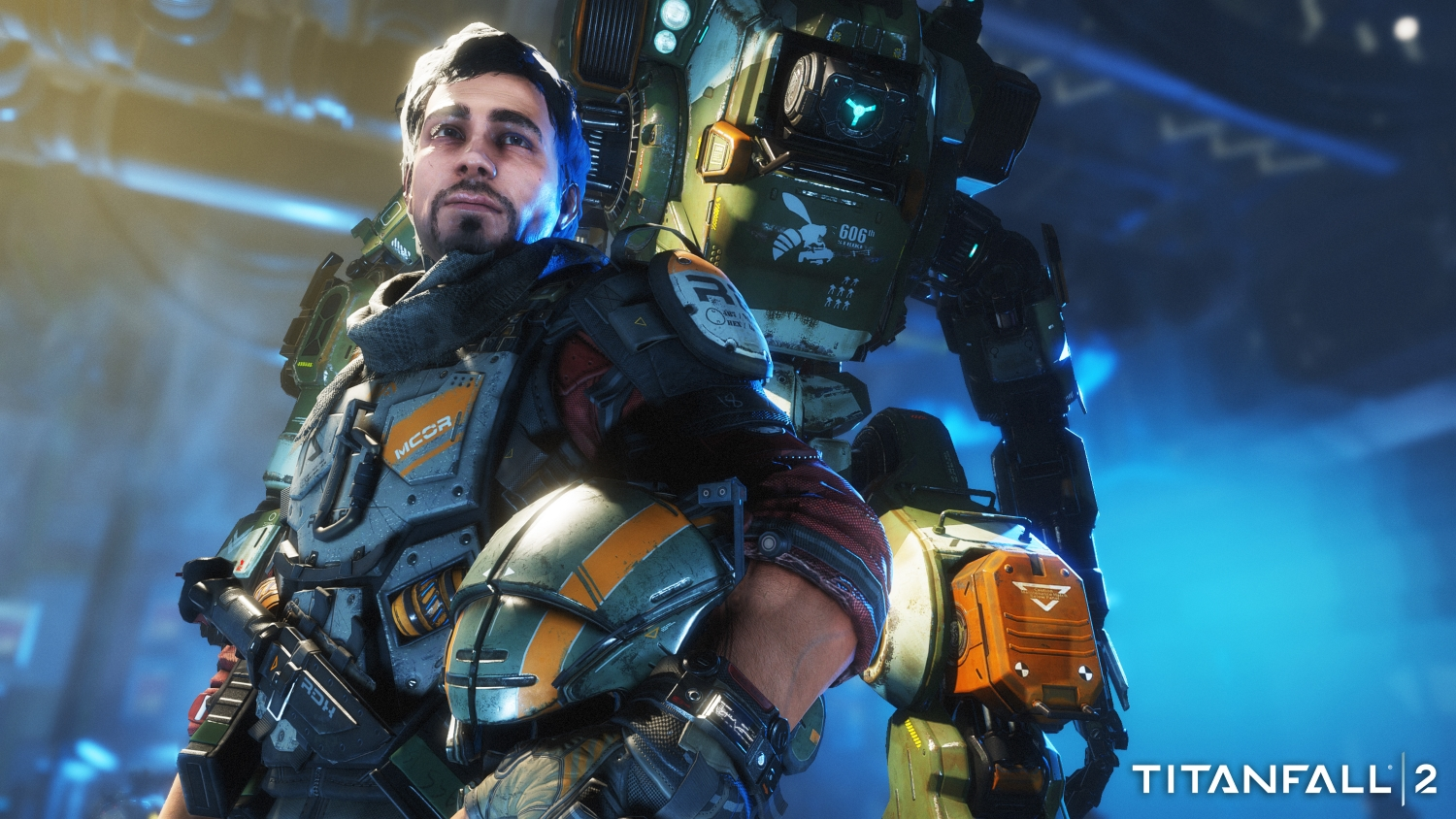 Titanfall 2 - the story mode casts you as a brand new character
