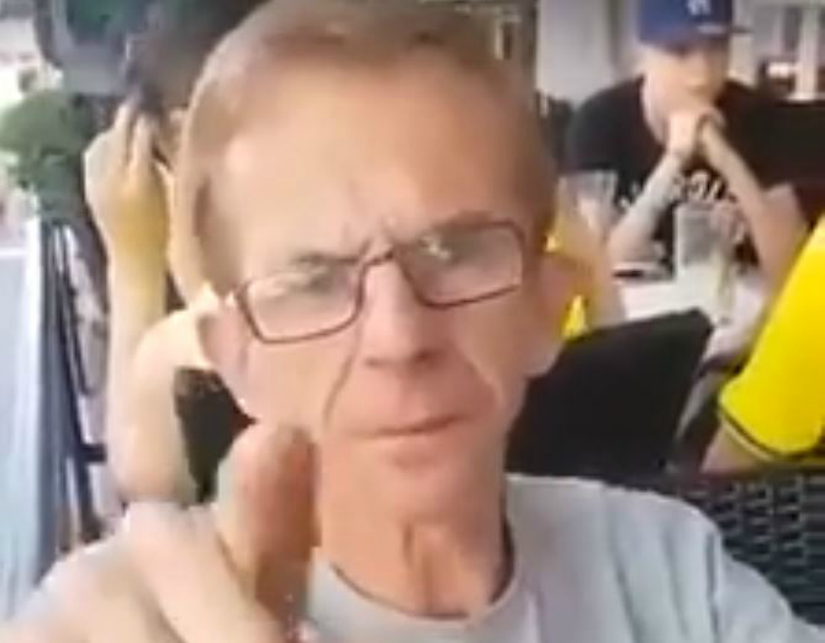 Wealdstone Raider calls out Russia fans after Euro 2016 clashes