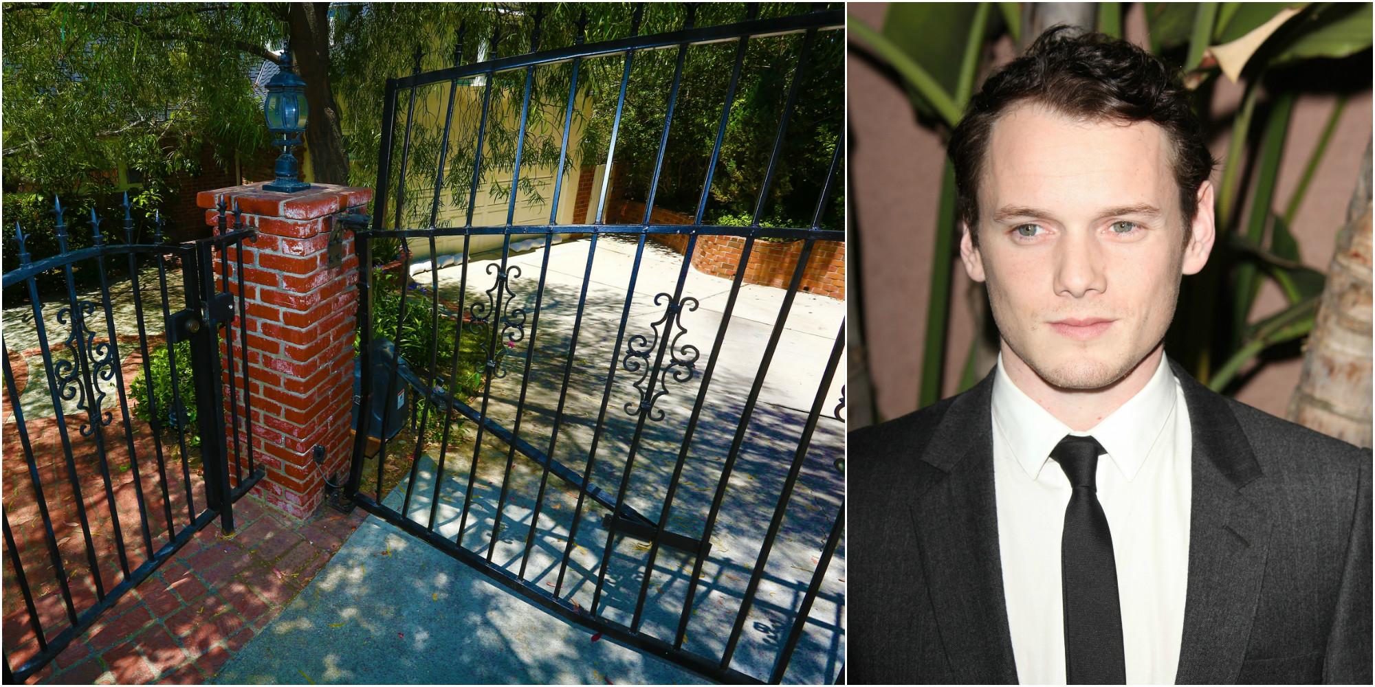 Star Trek actor Anton Yelchin dies in 'fatal traffic collision' aged 27