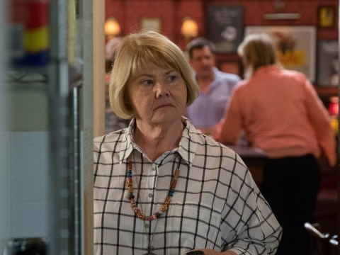 EastEnders' Aunt Babe to leave Albert Square – but she will always be waiting 'in the wings'
