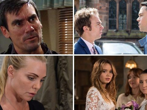 Coronation Street murder shock, EastEnders return, Emmerdale crash, Hollyoaks wedding: 12 big soap spoilers coming up