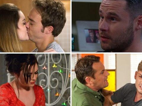 12 soap spoiler pictures: Coronation Street death, Emmerdale shooting, EastEnders pregnancy drama