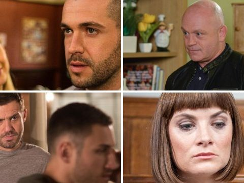 25 soap spoilers: EastEnders return, Coronation Street sex scandal, Emmerdale prison shock, Hollyoaks punch up