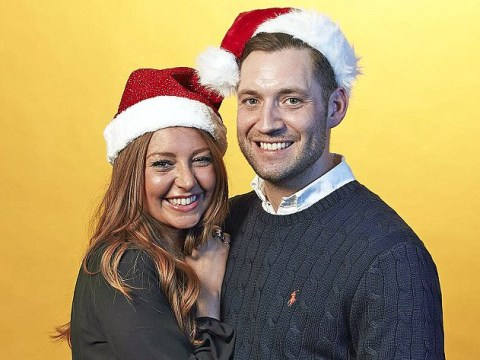 It's curtains for the First Dates couple who got engaged on the show with a Haribo ring