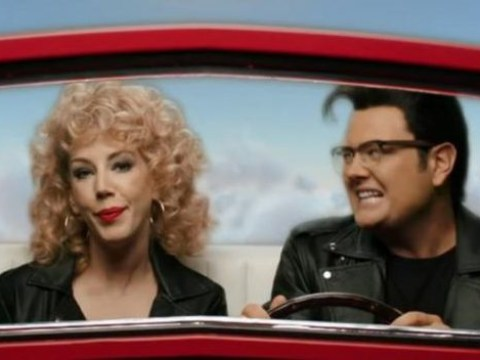 Alan Carr's Grease Night branded 'toe-curlingly bad TV' by dismayed viewers
