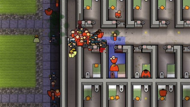 Prison Architect (PS4) - riotous entertainment