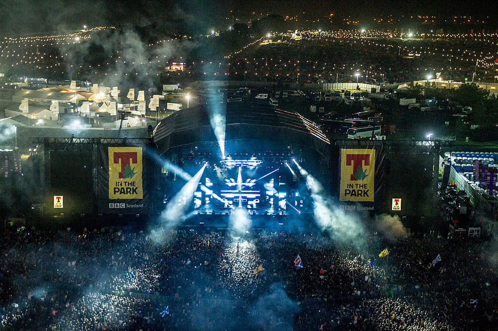 T in the Park 2016 is about to start but people are very glad NOT to be going