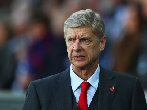 Arsenal legend Paul Merson claims Arsene Wenger is not the right man for England