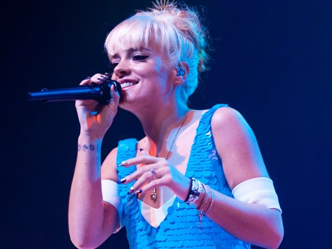 Pokemon Go-obsessed Lily Allen has been hunting for them at a Hollywood Scientology Centre
