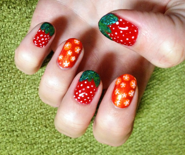 7 Epic Nail Art Designs You Can Do At Home Metro News