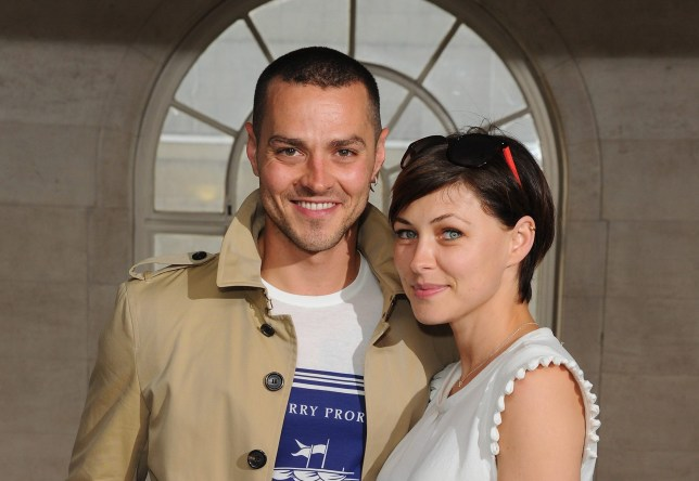 Matt and Emma Willis have been married for eight years (Picture: WireImage)