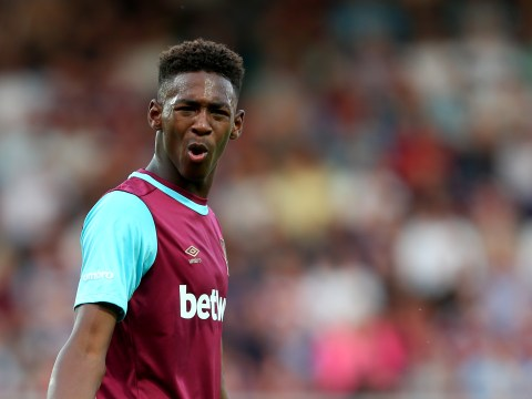 Manchester City move to hijack Manchester United's move for West Ham defender Reece Oxford
