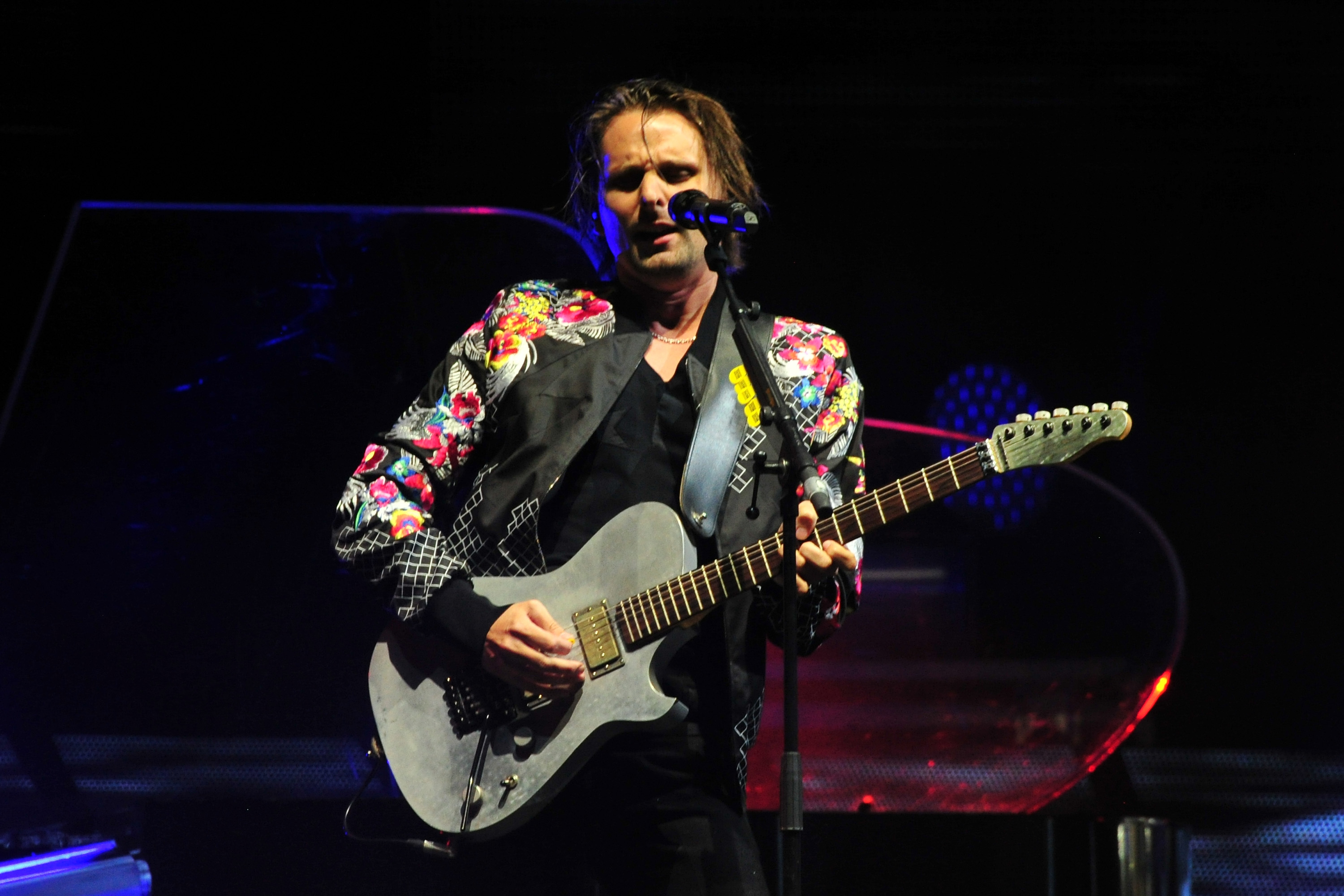 Muse cancel their Turkey gig in the wake of attempted military coup in the country