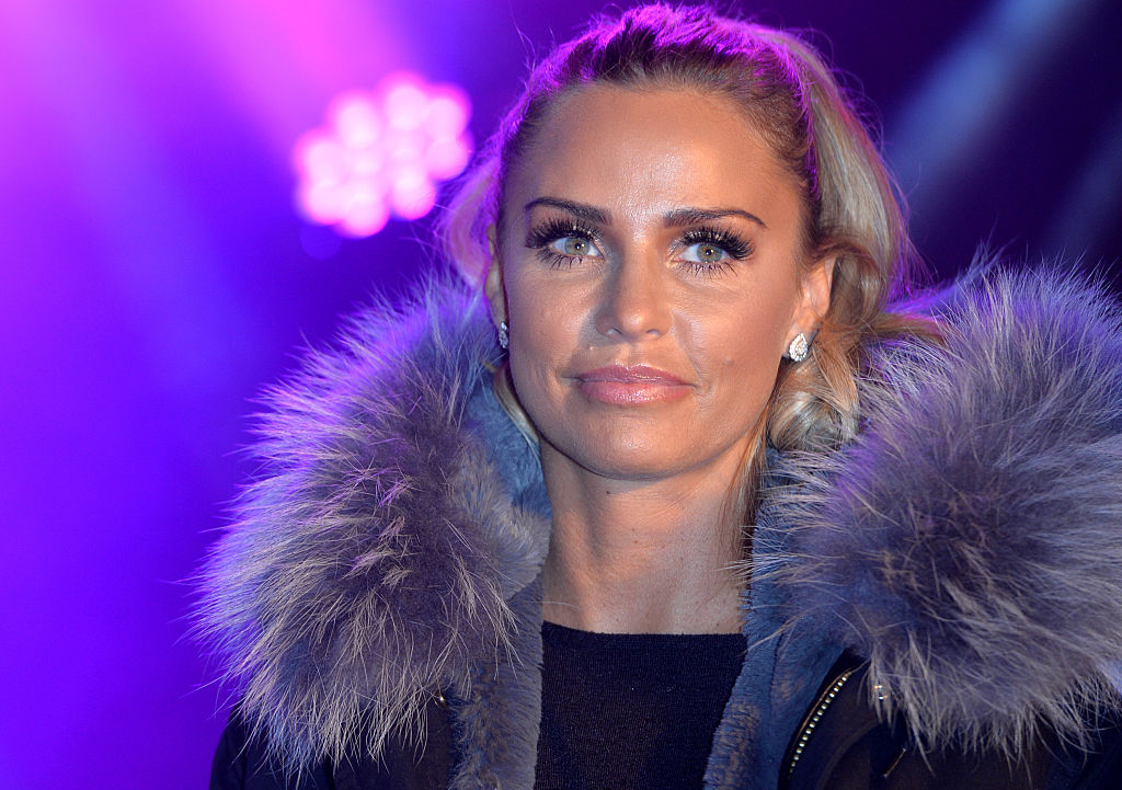 Katie Price sparks outrage on Loose Women by suggesting boys and men shouldn't cry