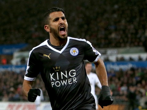 Leicester City attacker Riyad Mahrez 'will agree to sign for Arsenal'