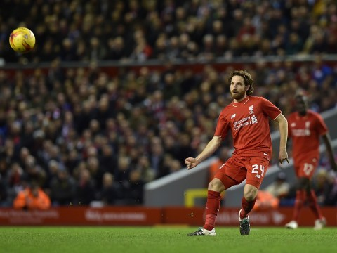 Sevilla confirm transfer interest in Liverpool's Joe Allen