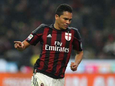 West Ham linked with £26million transfer deal for AC Milan striker Carlos Bacca