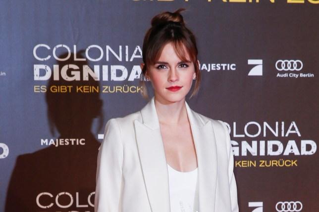Emma Watson has been dating William Knight for 18 months (Picture: Getty Images)