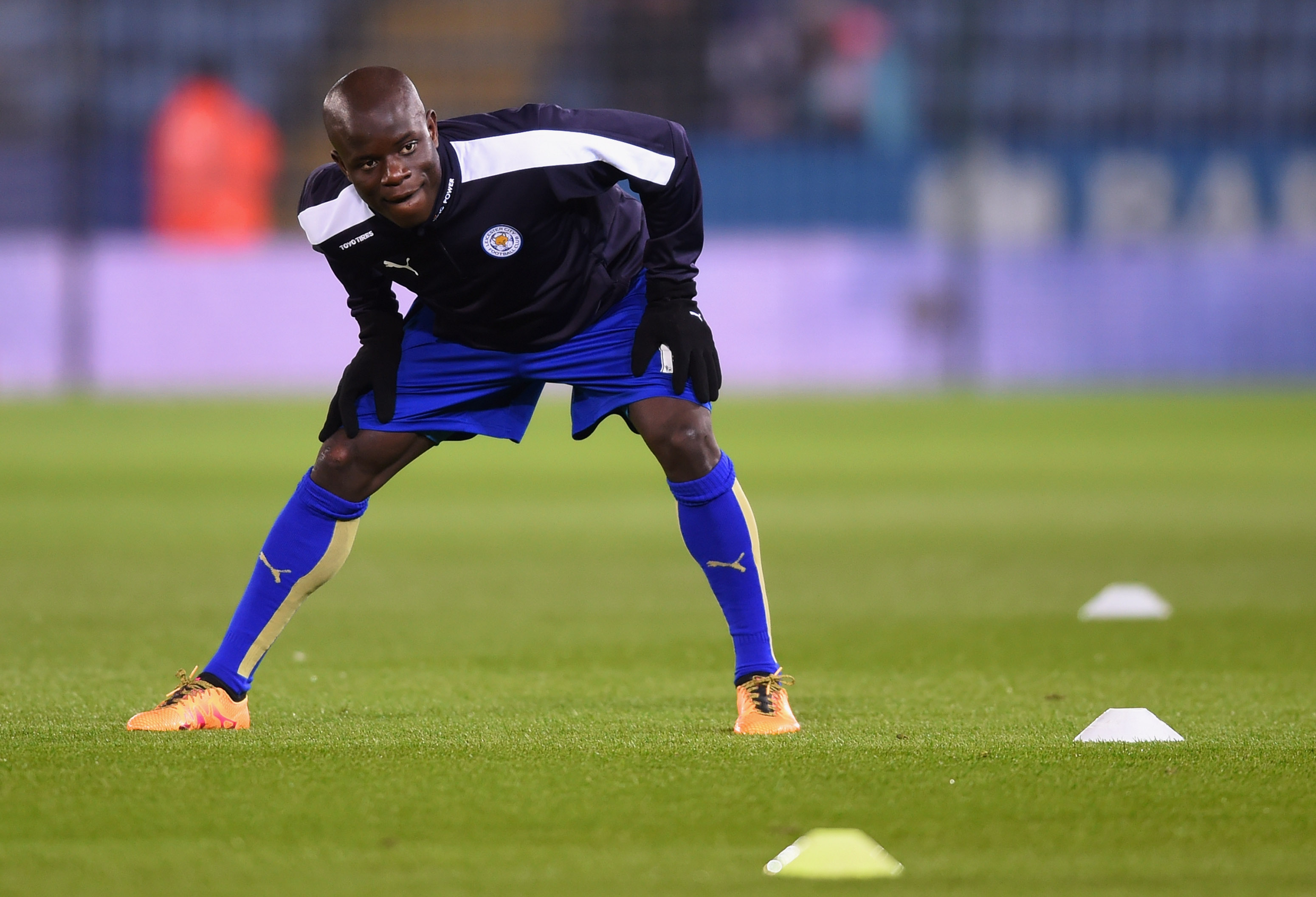 How N'Golo Kante could fit into Antonio Conte's 3-5-2 Chelsea team