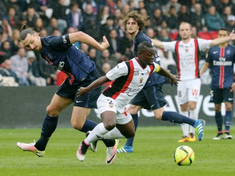 Leicester City sign Nice midfielder Nampalys Mendy as potential replacement for N'Golo Kane