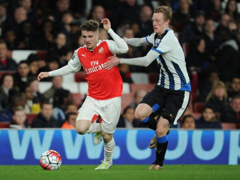 Arsenal midfielder Dan Crowley joins Oxford United on a season-long deal