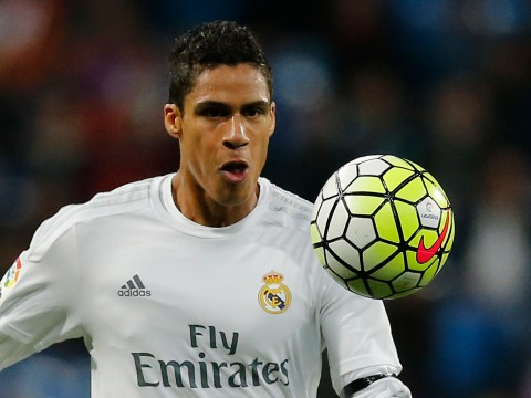 Raphael Varane handed No.5 shirt at Real Madrid to end Manchester United transfer speculation
