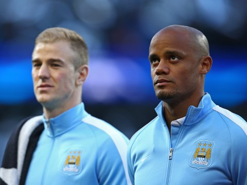 Pep Guardiola says Manchester City players must decide stand-in captain