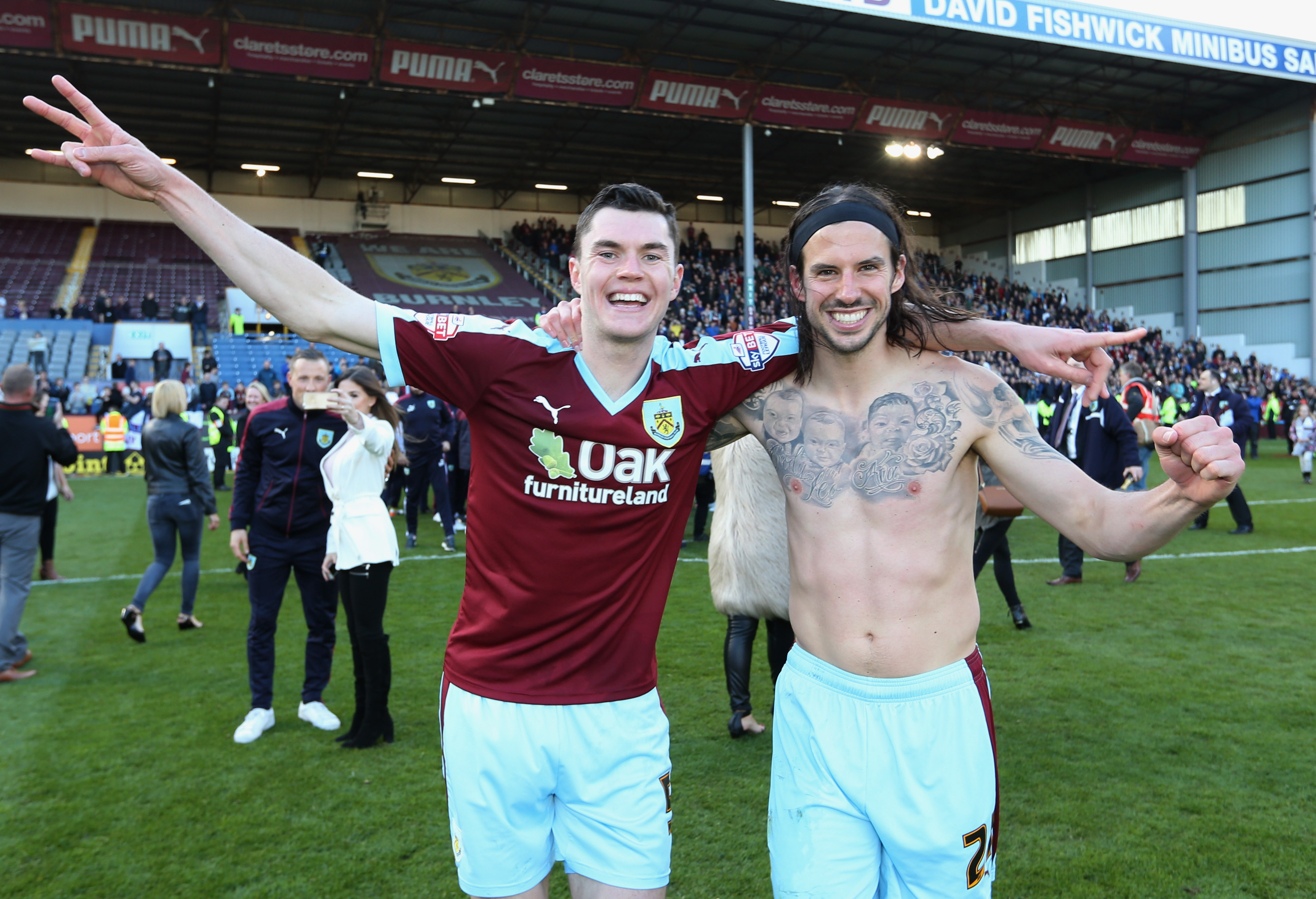Michael Keane to reject Burnley extension for move to Premier League champions Leicester City