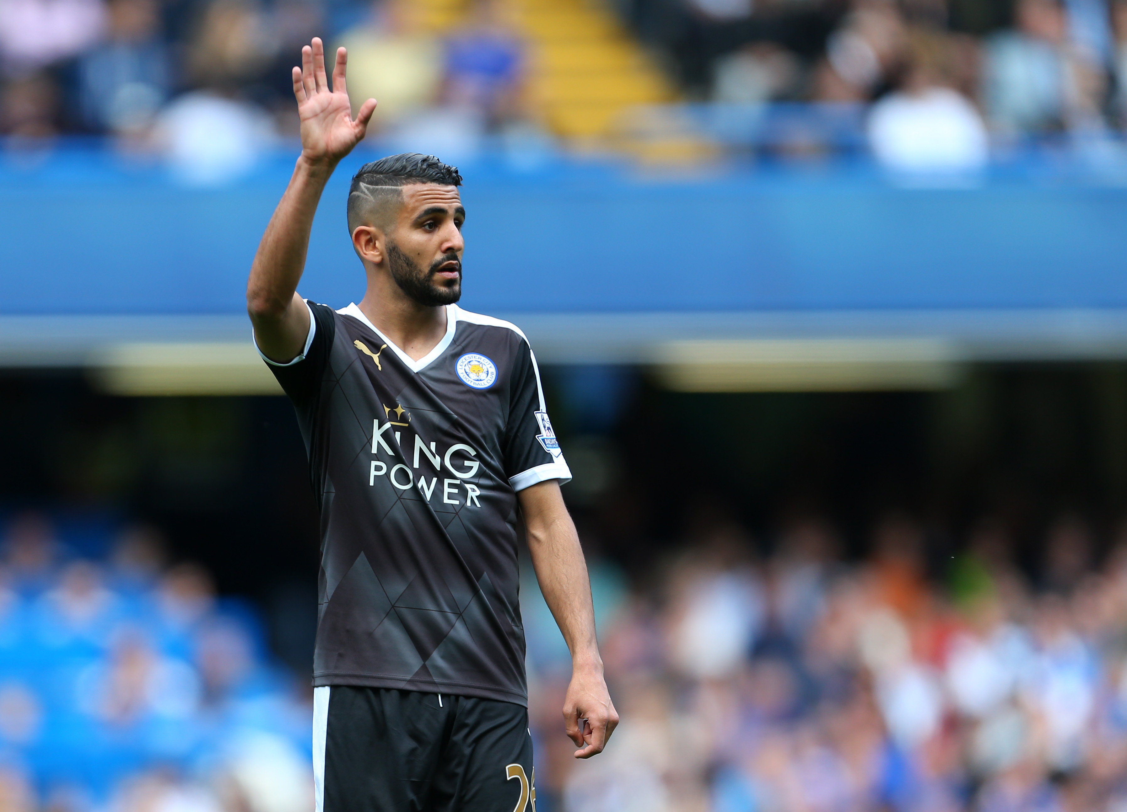 Leicester City dealt transfer blow as Riyad Mahrez seeks new challenge