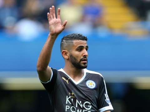 Leicester City dealt transfer blow as Riyad Mahrez seeks new challenge