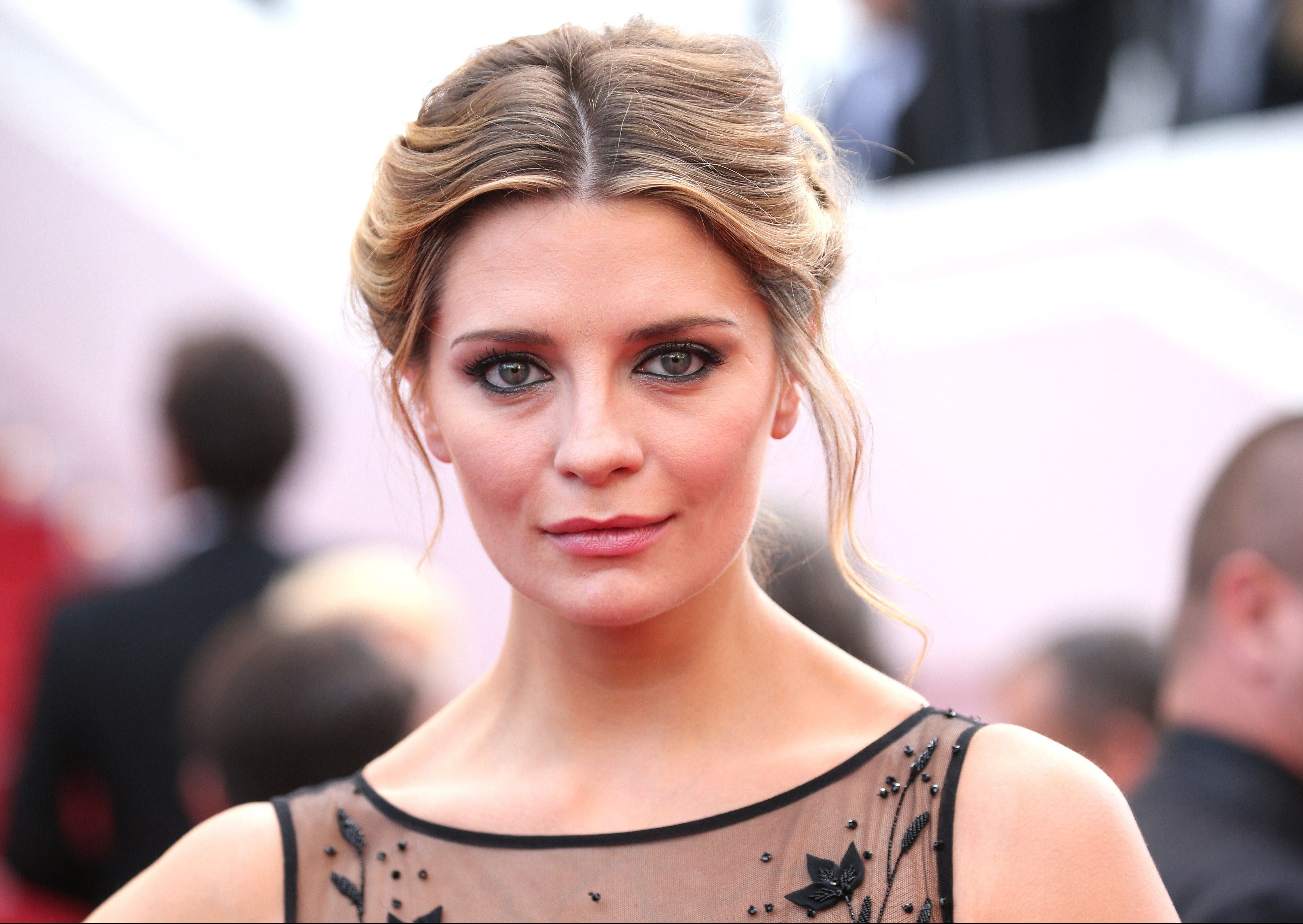 """CANNES, FRANCE - MAY 16: Actress Mischa Barton attends the """"Loving"""" premiere during the 69th annual Cannes Film Festival at the Palais des Festivals on May 16, 2016 in Cannes, France. (Photo by Gisela Schober/Getty Images)"""