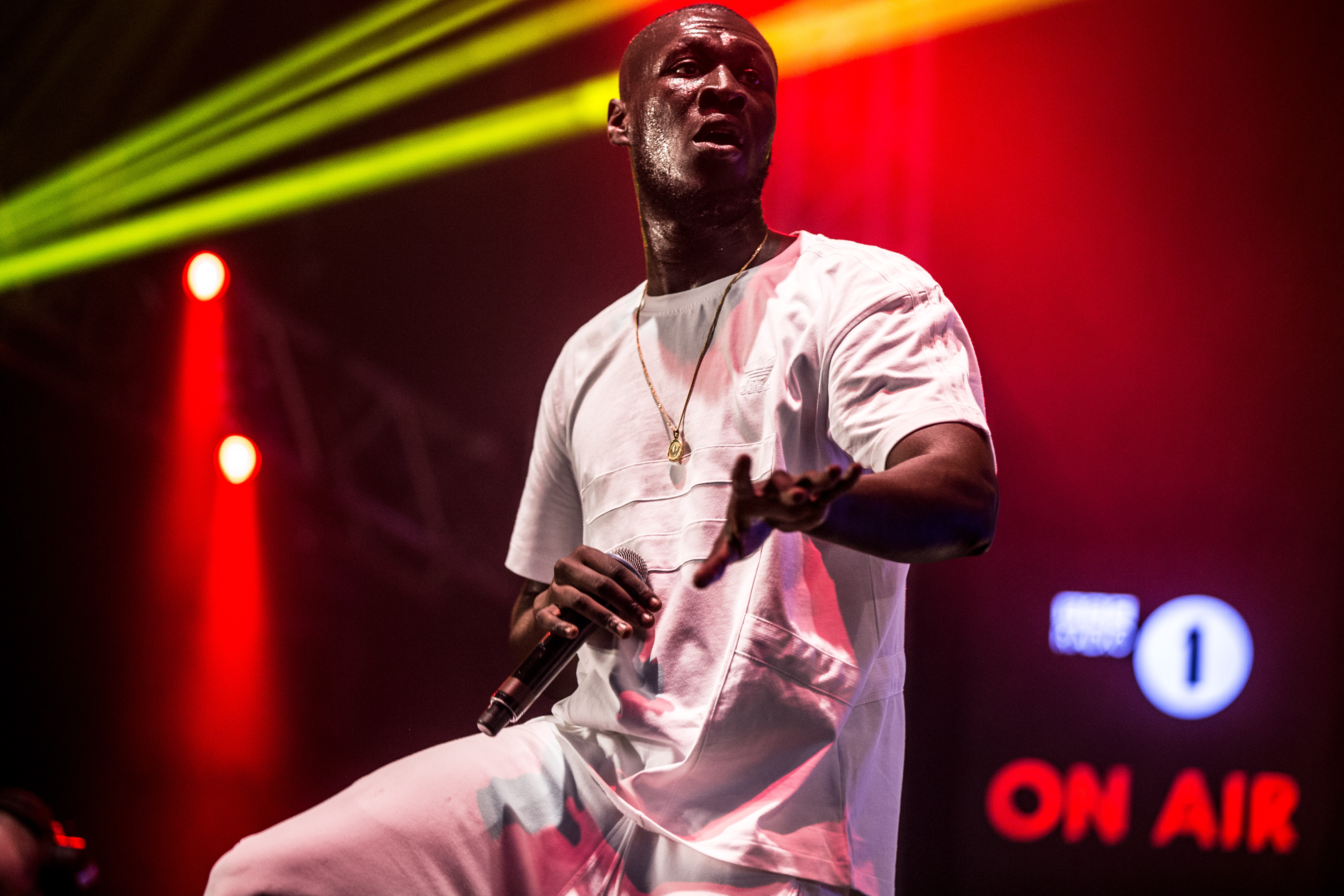 Is Stormzy about to drop his debut album? (Picture: Mike Lewis Photography/Redferns)