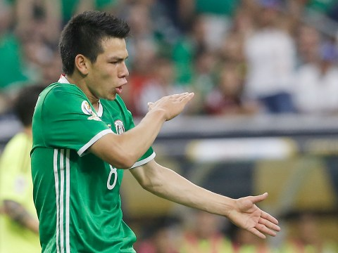 Manchester United target Hirving Lozano admits reports of imminent move are false