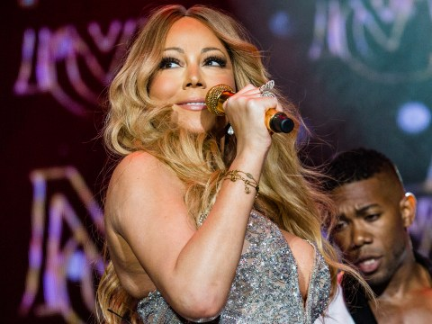 Mariah Carey requested Alan Carr's set be rotated when she appeared on his show