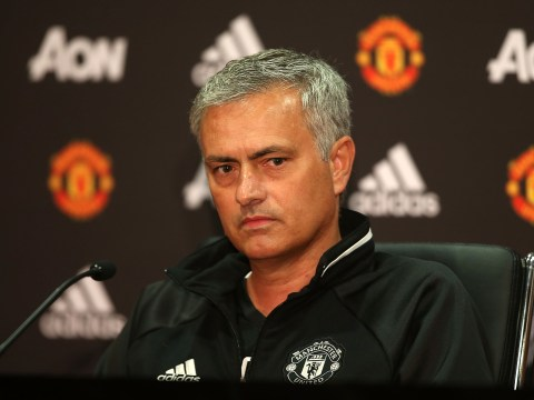 Jose Mourinho fails to make single mention of Chelsea during Manchester United unveiling