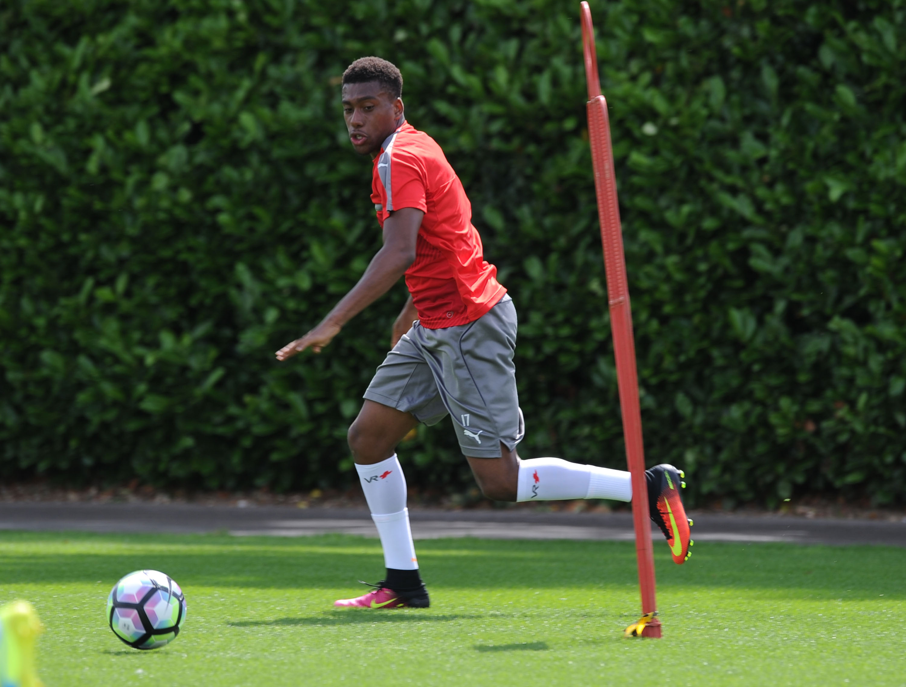 Arsenal block Alex Iwobi from competing for Nigeria at Olympic games
