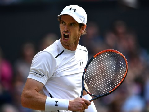 Andy Murray sweeps past Tomas Berdych and into Wimbledon final