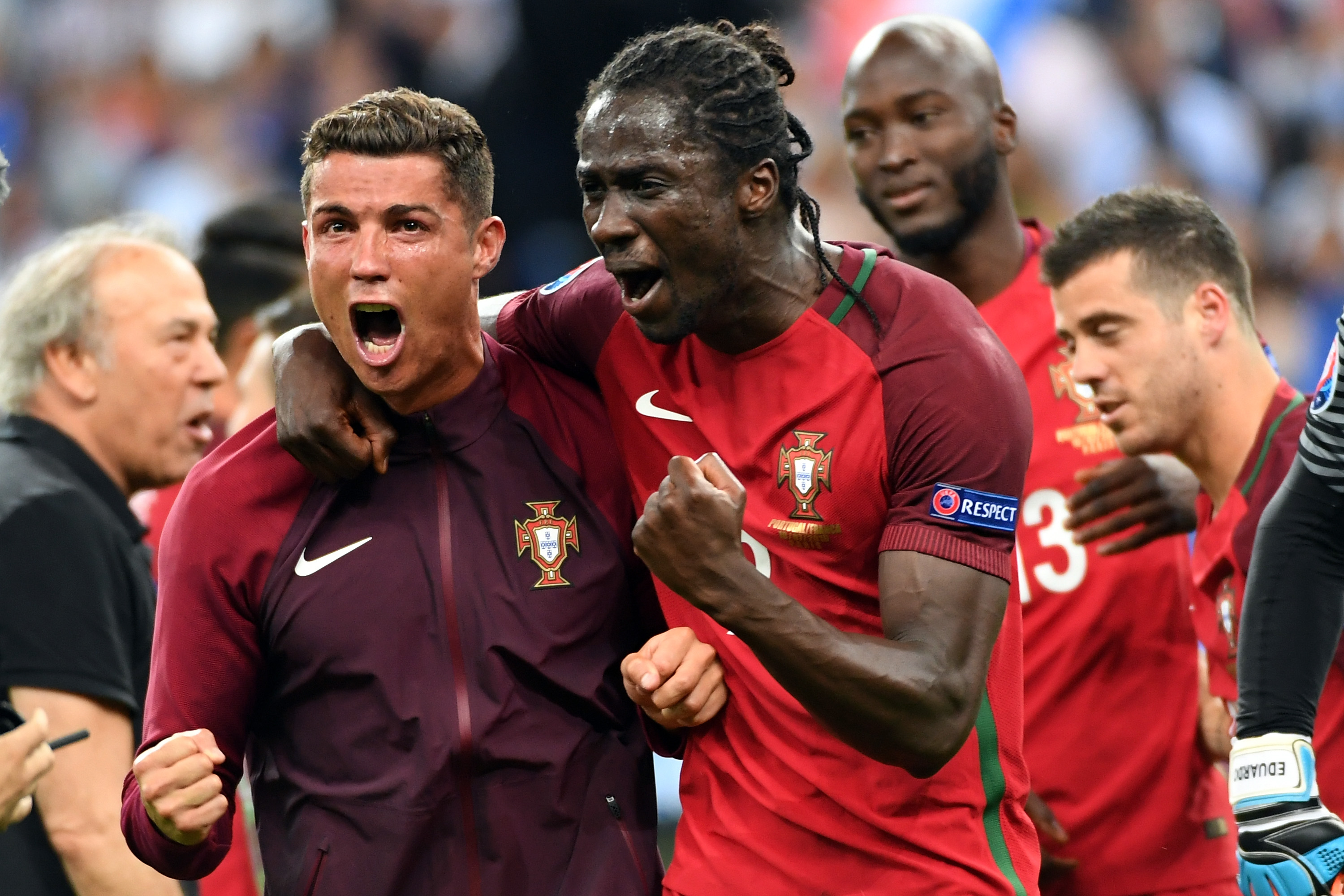Cristiano Ronaldo predicted Eder would score Euro 2016 Portugal winner