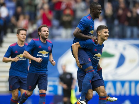 Andreas Pereira says he is ready to prove his worth to Manchester United this season