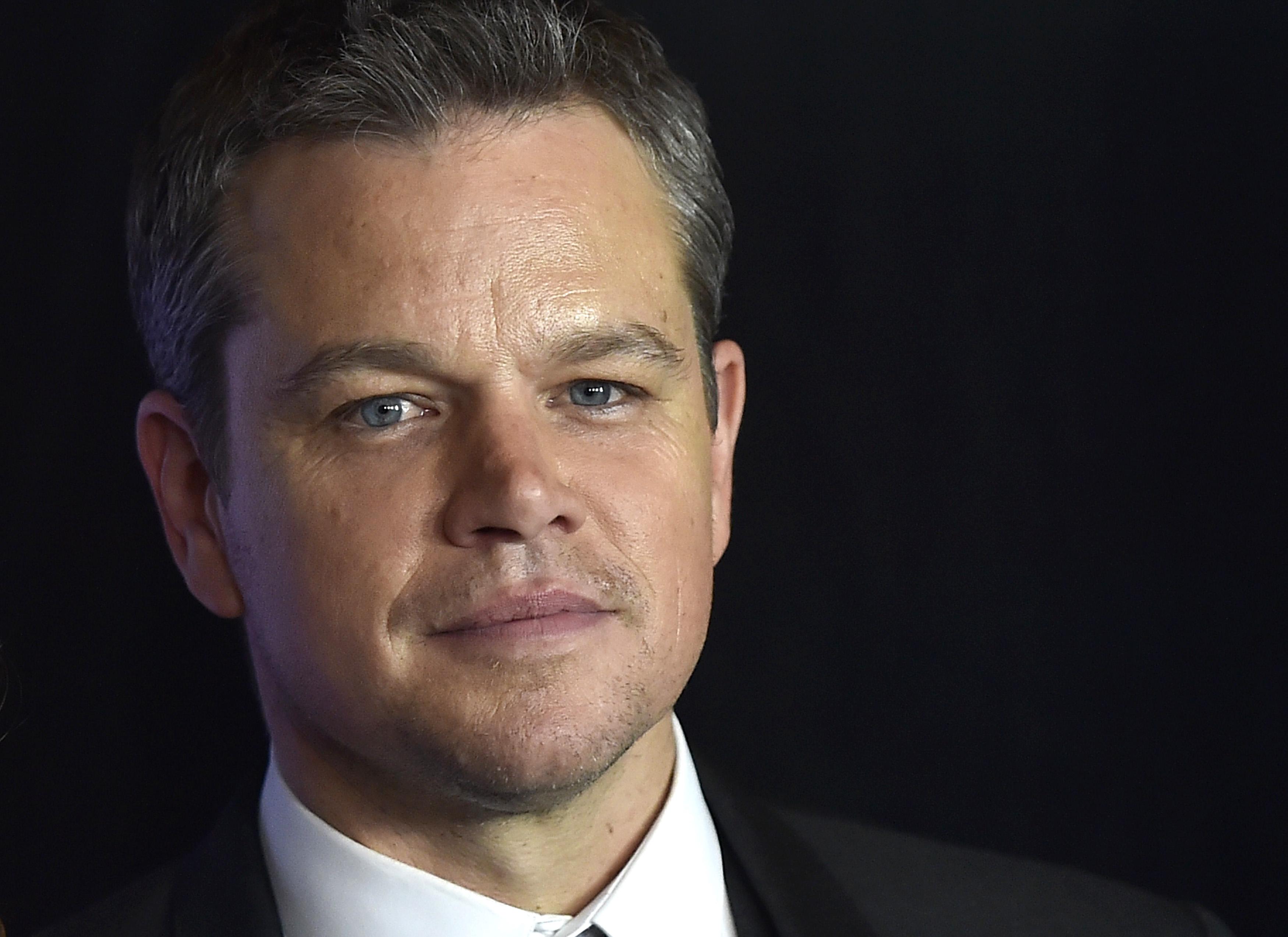 Jason Bourne star Matt Damon explains why you're seeing less indie movies in cinemas