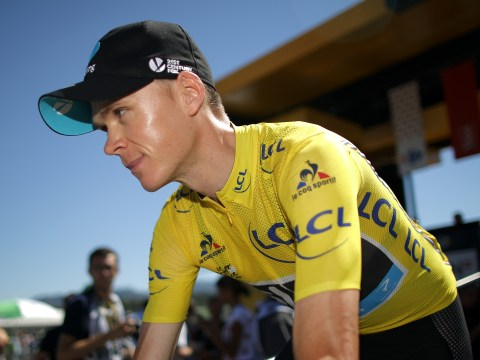 Chris Froome extends Tour de France lead after stage 18 time trial