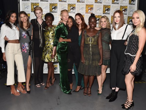From Captain Marvel to Mantis: 12 badass women of the Marvel Cinematic Universe at SDCC2016